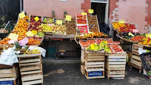 fruit stall ostia antico