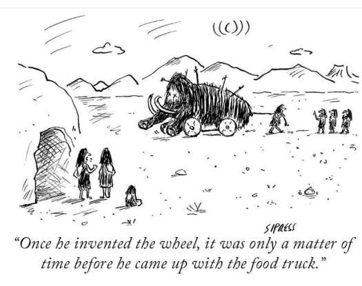 mammoth food truck