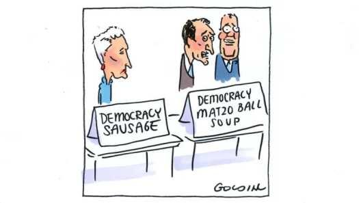 kerryn democracy sausage oct 2018